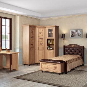 Спальня «Ралли» 3