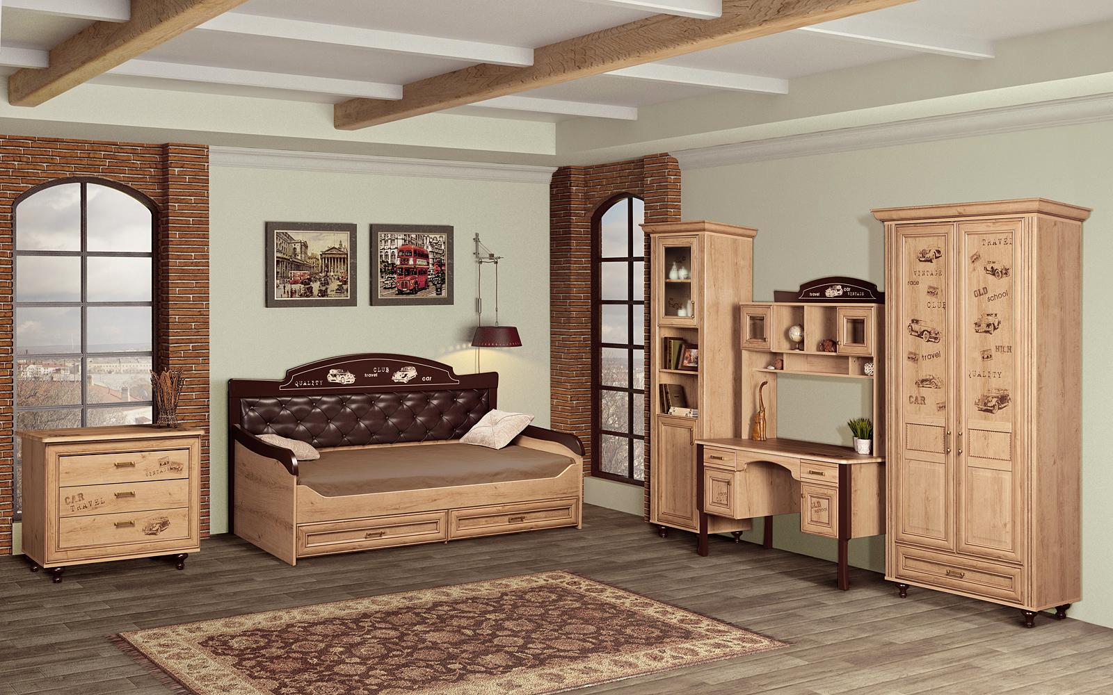 Спальня «Ралли»