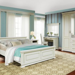 Спальня «Верди Люкс» #5