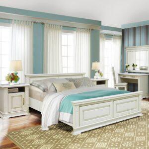 Спальня «Верди Люкс» #5 квадрат
