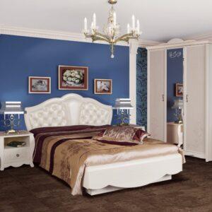 Спальня «Каролина» квадрат