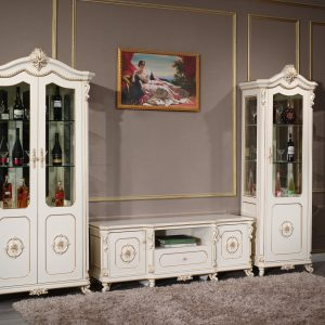 Safina Avorio living room 1d+2d+TV stand
