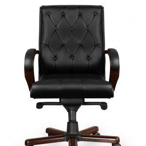 """Кресло """"Классик-М"""" кожа"""