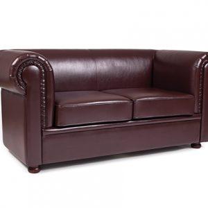Честер Лайт диван двухместный1 фото