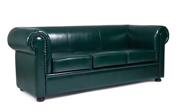 Честер Лайт диван трехместный1 фото