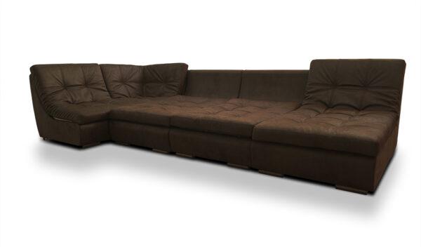 Модульный П-образный диван Елена2 фото