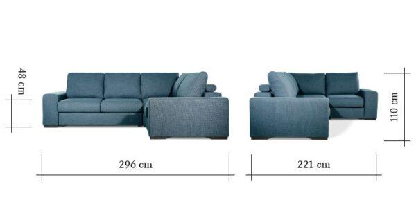 Модульный диван Ричерс NEW