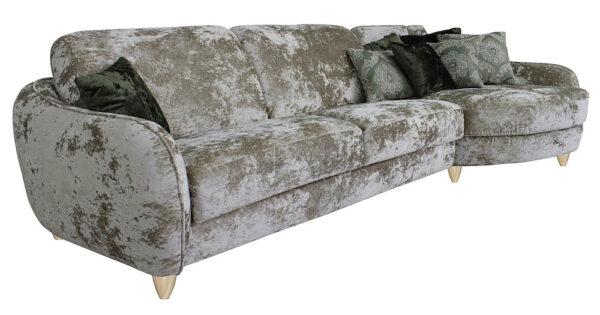 Угловой диван Бали3 фото