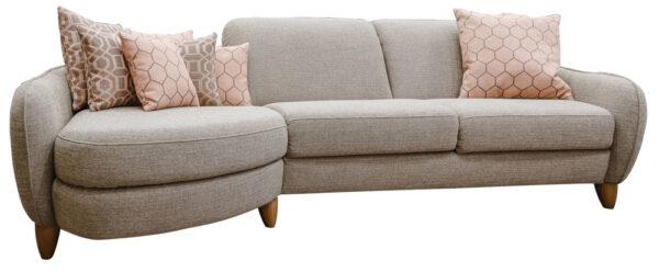 Угловой диван Бали5 фото