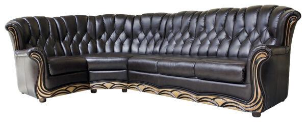 Угловой диван Европа2 фото