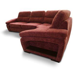 Угловой модульный диван Елена 23_1 фото