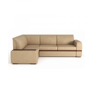 Светлый диван в комнату