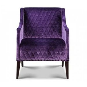 Кресло Лайоль с низкой спинкой Diamond фото