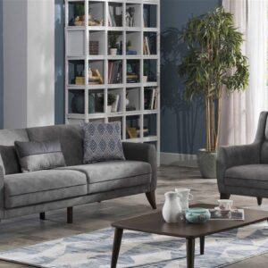 Набор мягкой мебели Кози (диван + 2 кресла) фото